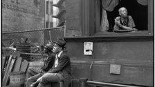 Harlem, New York, 1947 - Henri Cartier-Bresson by Henri Cartier-Bresson/Magnum Photos, Courtesy Fondation Henri Cartier-Bresson