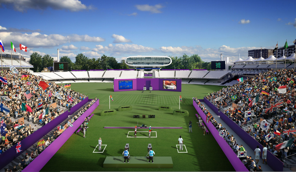 London Olympics: Lord's Cricket Ground