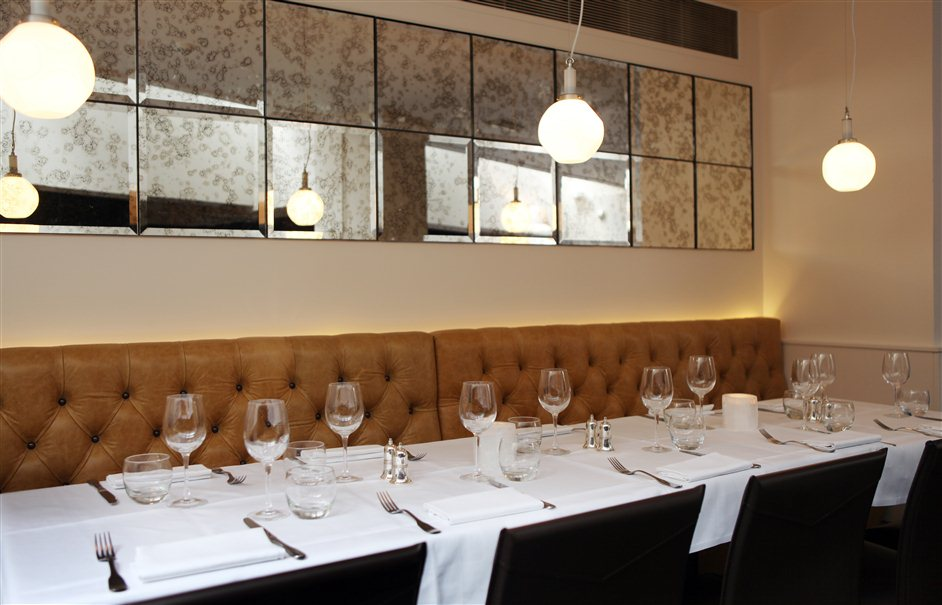 Hush Brasserie - Holborn - Private Dining