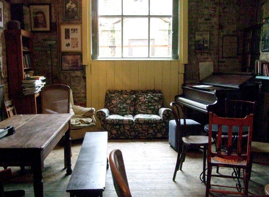 Wilton's Music Hall - The Mezzanine