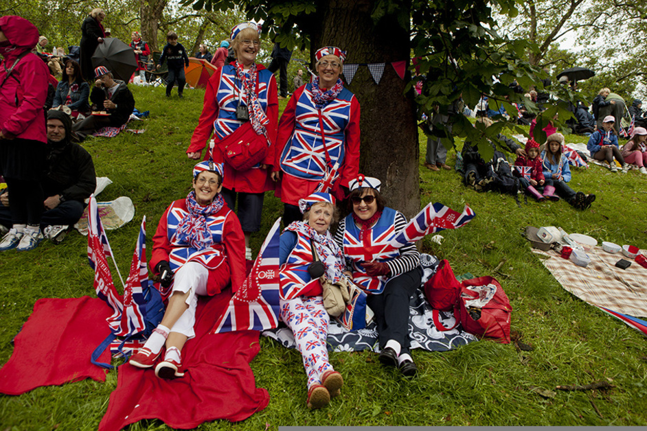 Diamond Jubilee Festival at Battersea Park - Photo by Barry Lewis