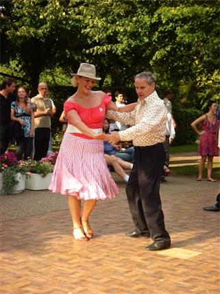 Dance Al Fresco