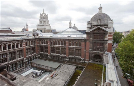The Beauty Awards - Boilerhouse Yard from Exhibition Road � V & A images