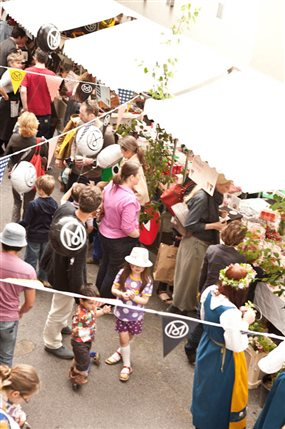 The Monocle Country Fayre