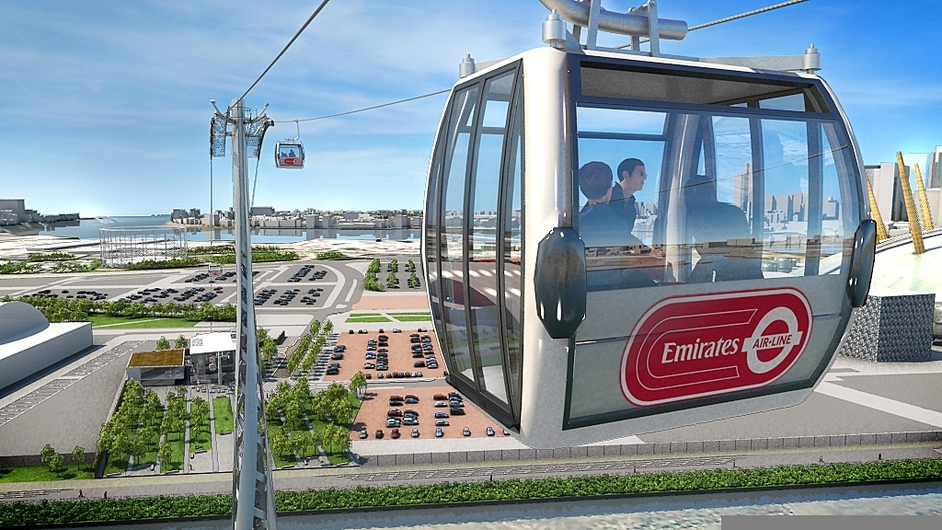 Emirates AirLine (Thames Cable Car)