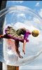 Yinka Shonibare: Globe Head Ballerina photo