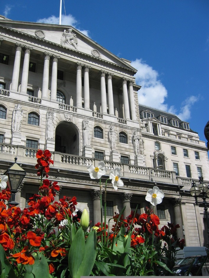 Lothbury - (c) Bank of England
