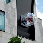 Yinka Shonibare: Globe Head Ballerina hotels title=