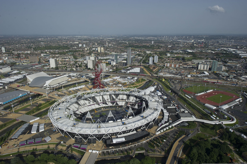 Olympic Stadium - � Jason Hawkes