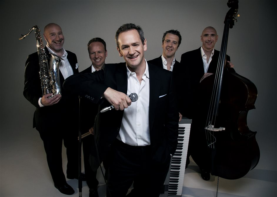 London Festival of Cabaret - Alexander Armstrong and His Band