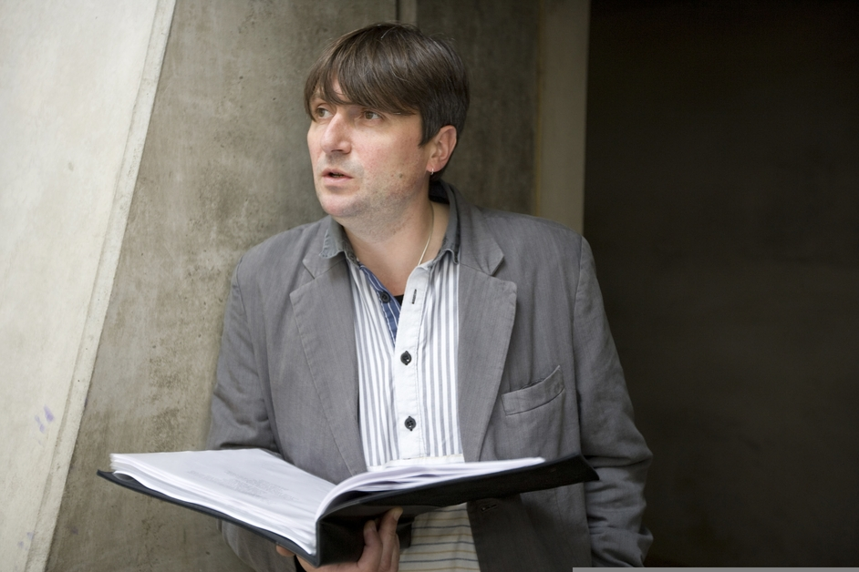 Southbank Centre's Poetry Parnassus - Simon armitage - Credit Jonty Wilde