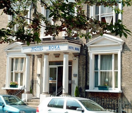 Eardley Crescent