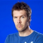 Rhod Gilbert: The Man With The Flaming Battenburg Tattoo hotels title=