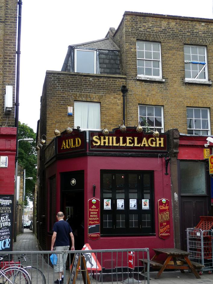 The Auld Shillelagh - (c) Ewan-M