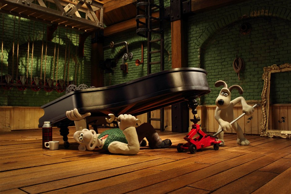 Wallace & Gromit Musical Marvels