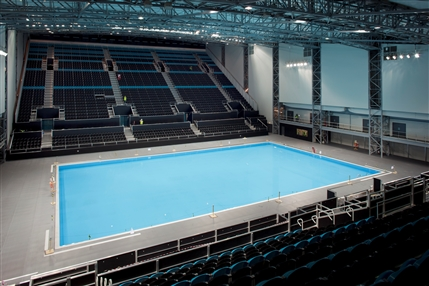 London Olympics Water Polo Arena