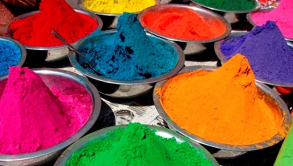 Holi Hindu Festival of Colour