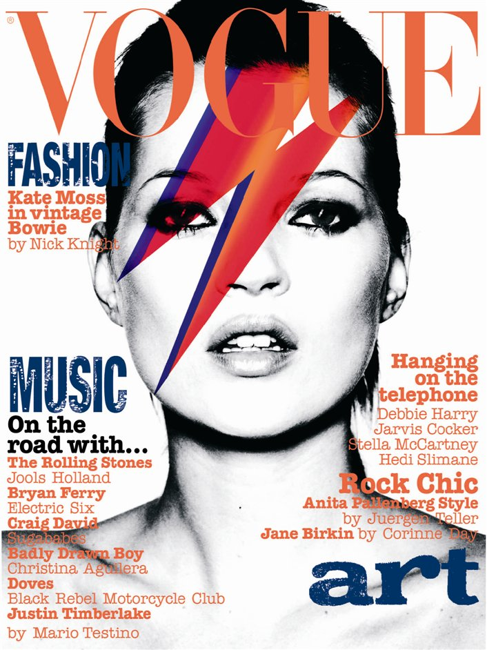 Vogue: Fashion's Night Out - vogue 2003 ©Nick Knight