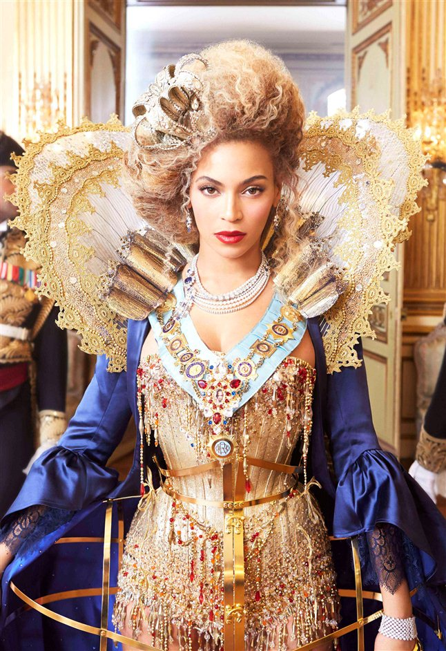 Beyonce: The Mrs Carter Show