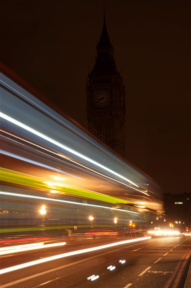 Earth Hour - Big Ben