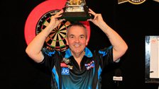 McCoy's Premier League Darts - 2012 Champion Phil Taylor