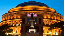 Daniel Barenboim and the West-Eastern Divan Orchestra - Royal Albert Hall