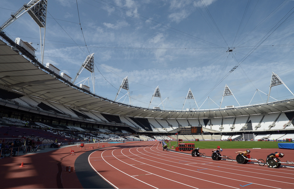 Olympic Stadium - LOCOG