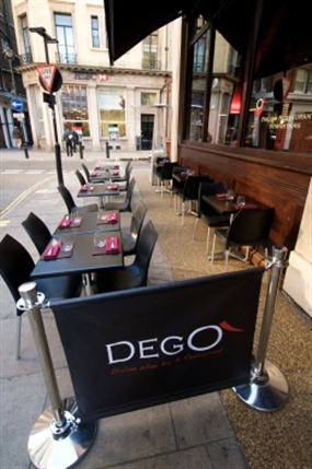 Dego Wine Bar & Restaurant