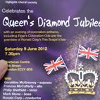 Highgate Choral Society: A Celebratory Concert for the Queen's Diamond Jubilee