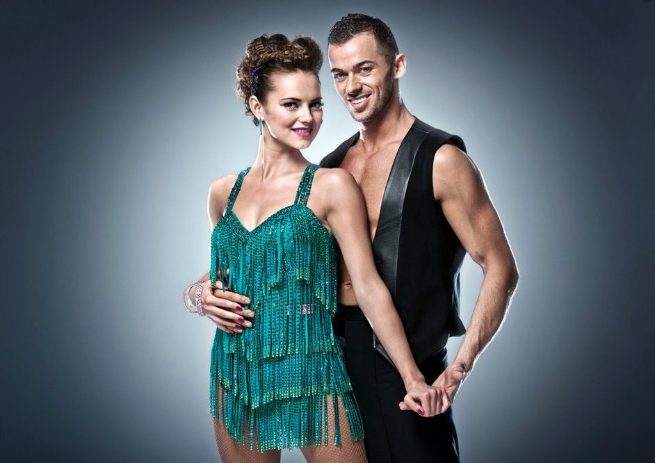 The Jubilee Family Festival - Strictly Come Dancing's Kara Tointon and Artem Chigvintsev