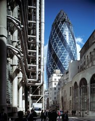 London Open House Weekend - 30 St Mary Axe - The Gherkin by Grant Smith
