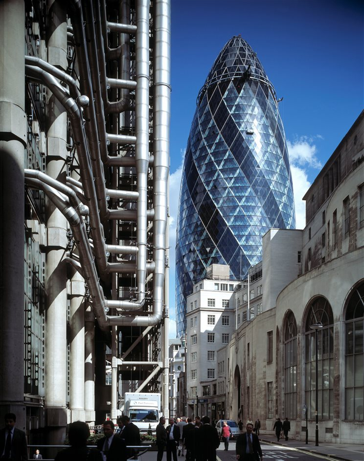 London Open House Weekend - 30 St Mary Axe - The Gherkin, (c) Grant Smith