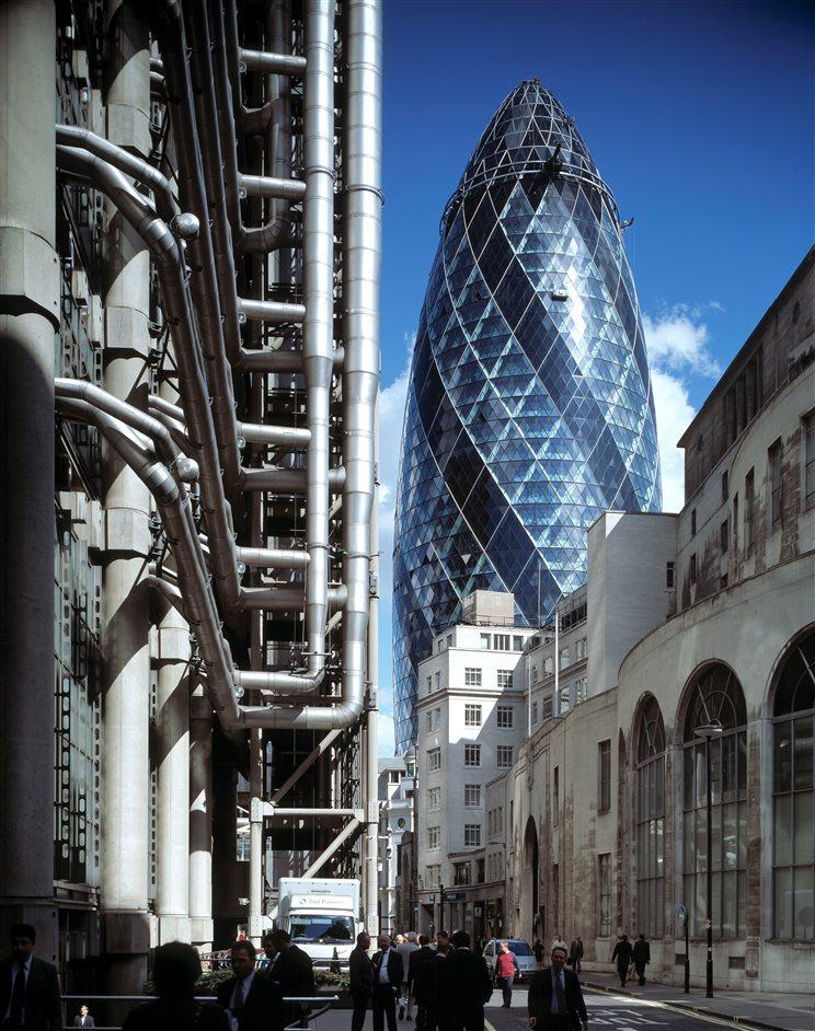 Open House London - 30 St Mary Axe - The Gherkin, (c) Grant Smith