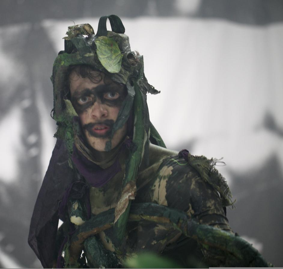 Turner Prize 2012 - Spartacus Chetwynd, Odd Man Out, Sadie Coles, London, 05 May-04 June 2011, inaugural performance 05 May © Spartacus Chetwynd, courtesy Sadie Coles HQ, London