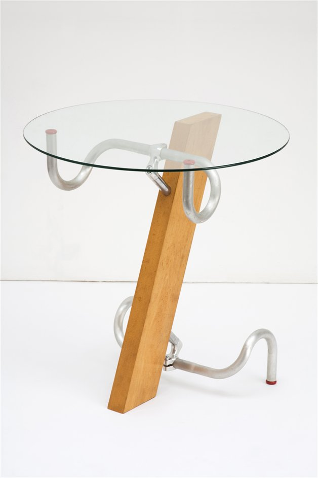 Extraordinary Stories about Ordinary Things - Handlebar Table by Jasper Morrison, image courtesy of Phillips de Pury