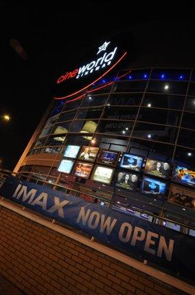 Cineworld Cinema - London Enfield