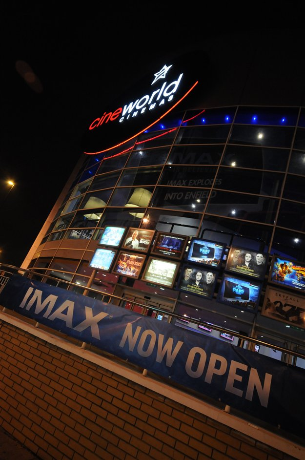 Cineworld Cinema - London Enfield