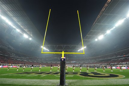 NFL International Series: Minnesota Vikings v Pittsburgh Steelers