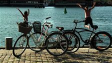 London Bicycle Film Festival - Film Still: 'We Love Bikes' - Dir. Palle Denmant