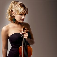 Nicola Benedetti, Royal Albert Hall - Wednesday 25th September 2013