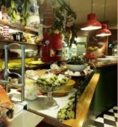 Ponti's Italian Kitchen - John Princes Street