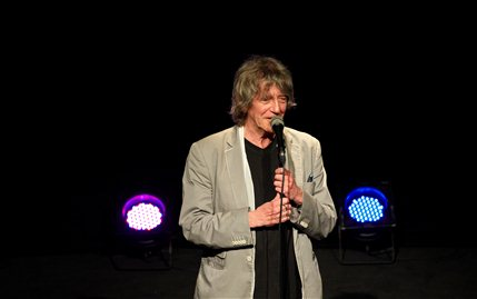 Howard Marks: An Audience With Mr Nice - (c) Amanda Eatwell AJE Photography at the Bloomsbury Theatre