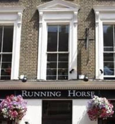 The Running Horse