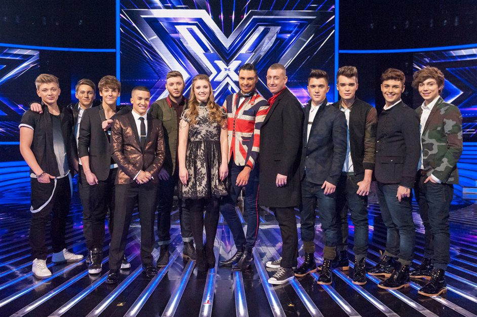 The X Factor Live Tour 2014 - X Factor, behind the scenes 2012