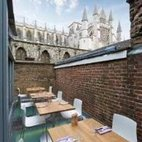 The Cellarium Cafe and Terrace hotels title=