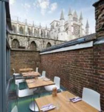 The Cellarium Cafe and Terrace