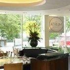 Atrium Restaurant - Marriott Hotel Kensington