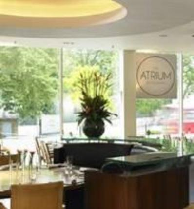 Atrium Restaurant - Marriott Hotel Kensington