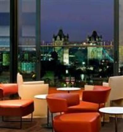 SkyLounge at DoubleTree by Hilton Tower of London