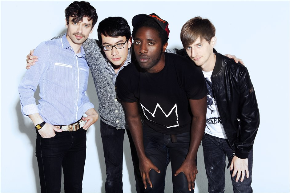 Bloc Party - Image courtesy of SJM Concerts